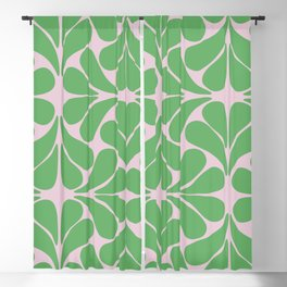 Frondescentia Pattern Blackout Curtain