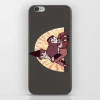over the garden wall iPhone & iPod Skins featuring Over the Garden Wall by SIINS