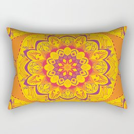 Rangoli Rectangular Pillow
