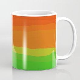 Candy Watermelon Abstract Coffee Mug