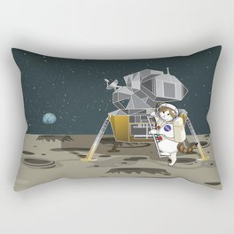 Take me to the MOON Rectangular Pillow