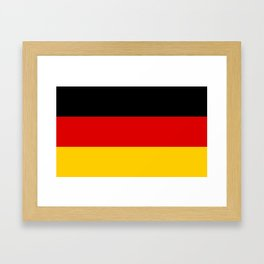 """GERMANIA"" Framed Art Print"
