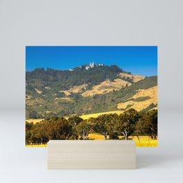 Hearst Castle, San Simeon, California Mini Art Print