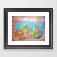 Bj15 Framed Art Print