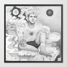 Consciousness Expanded Canvas Print