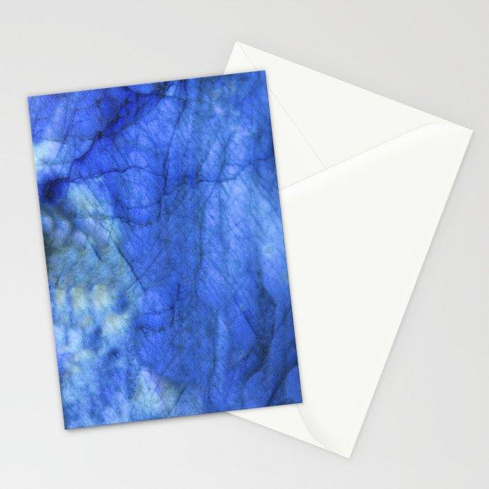Labradorite Flash Stationery Cards