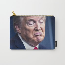DON'T CARE Carry-All Pouch