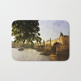 Charles Bridge Bath Mat