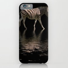 Zebra Reflections iPhone 6s Slim Case