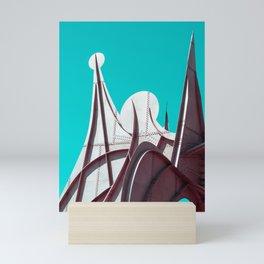 Surreal Montreal 3 Mini Art Print