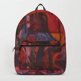 Rocket Boots Backpack