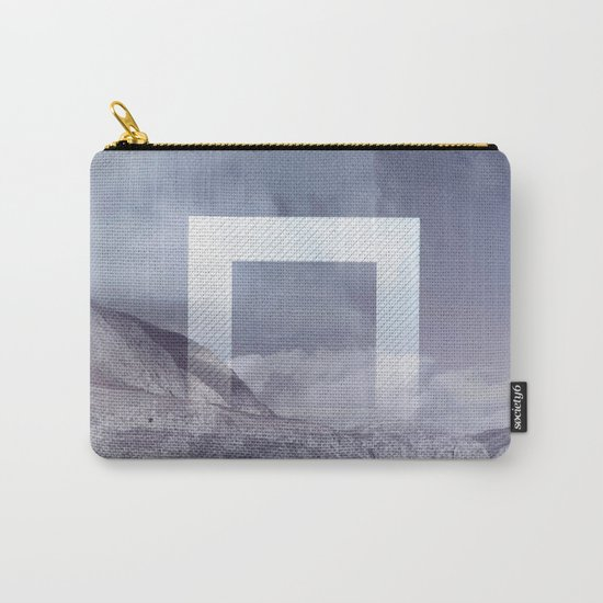 The Portal between the Mountains Carry-All Pouch