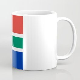 Flag of South Africa Coffee Mug