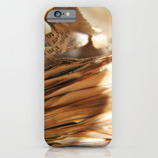 Books iPhone & iPod Case
