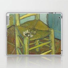 Van Gogh's Chair Laptop & iPad Skin