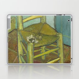 Van Gogh's Chair Laptop & iPad Skin