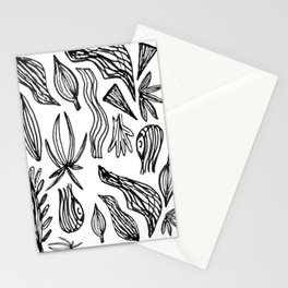 Plant Girl Stationery Cards