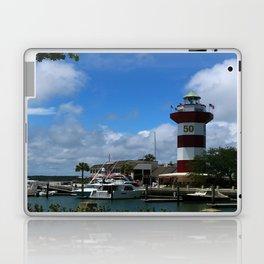 Harbour Town Light Laptop & iPad Skin