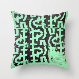 Atlantic Throw Pillow