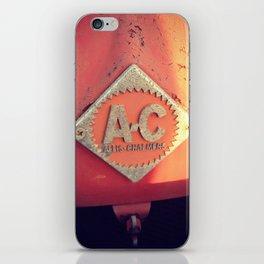 Allis-Chalmers iPhone Skin