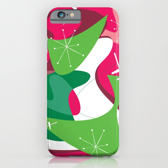 Retro Romp iPhone & iPod Case