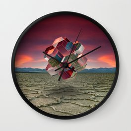 Searching For Circumference In A Square Wall Clock