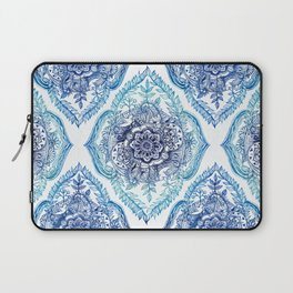 Indian Ink - in Blues Laptop Sleeve