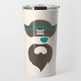 My little green Pirate Travel Mug