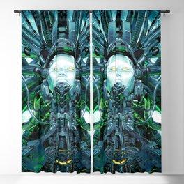 Artificial Angel Blackout Curtain