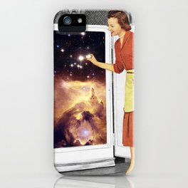 Stars for Breakfast iPhone Case