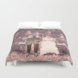 The patriarch Duvet Cover