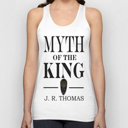 Myth of the King cover Unisex Tank Top