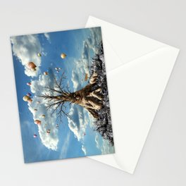750 years old - happy birthday ! Stationery Cards