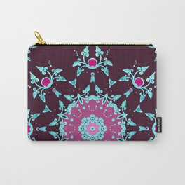 red berry pattern Carry-All Pouch