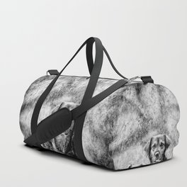 Couple of Dogs Duffle Bag
