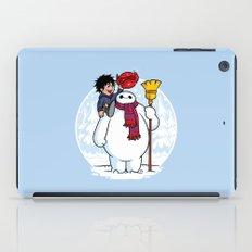 Inflatable Snowman iPad Case