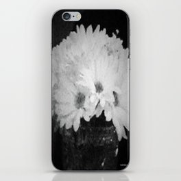 Flower print #2 iPhone Skin