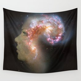 The Antennae Galaxies Wall Tapestry
