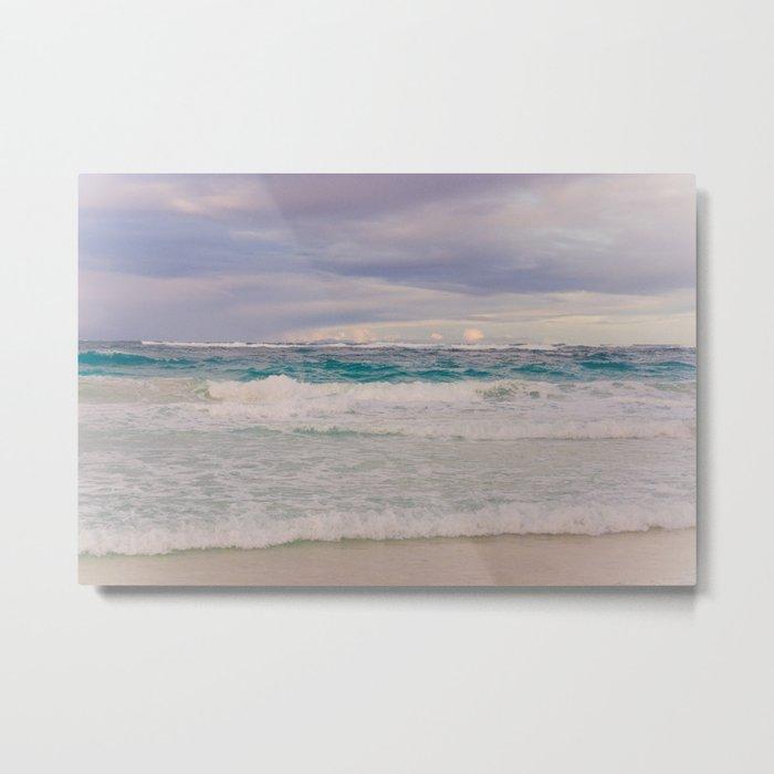 Punta Cana Ocean Metal Print