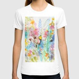 coeur chaud T-shirt