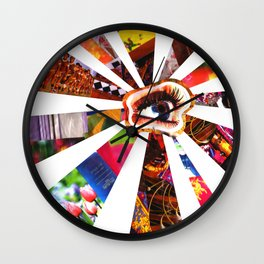 Eye (Olho) Wall Clock