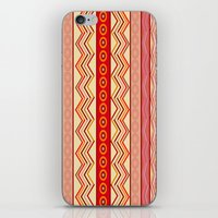 tribal iPhone & iPod Skins featuring Tribal by Julscela
