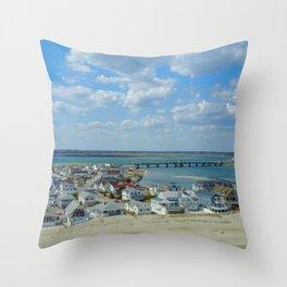 Seabrook, NH Throw Pillow