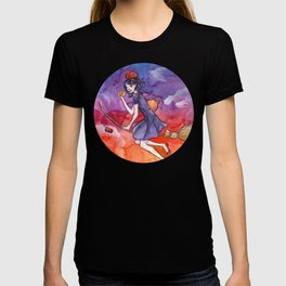 Kiki's Sunset Delivery T-shirt