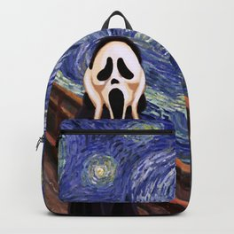 Scream Scary movie Backpack