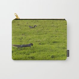 Bouncing squirrels Carry-All Pouch