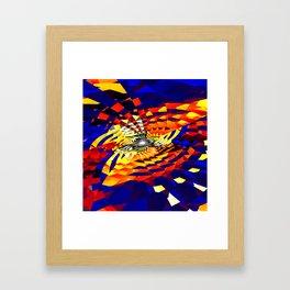 kreisell Framed Art Print