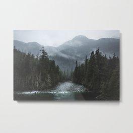 Vancouver Island Metal Print