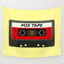 The Mix Tape I Wall Tapestry