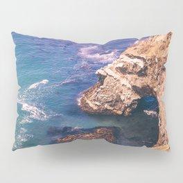 Big Sur California Cliffs Pillow Sham